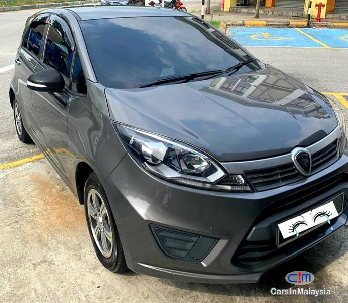 Picture of Proton Iriz 1.3-LITER ECONOMY HATCHBACK Automatic 2017
