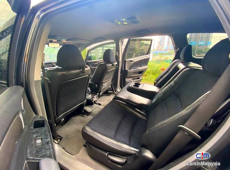 Picture of Honda Odyssey 2.4-LITER 7 SEATER FAMILY MPV Automatic 2012 in Malaysia