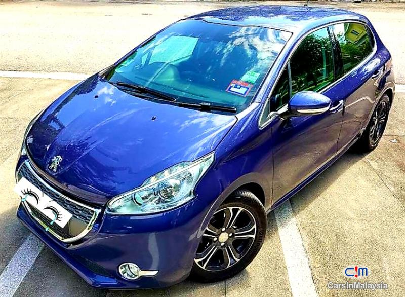 Picture of Peugeot 208 1.6-LITER TURBO HATCHBACK Automatic 2013