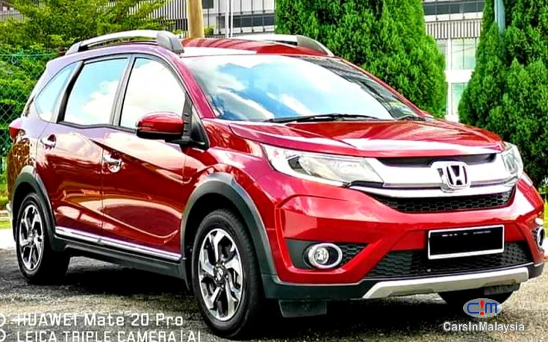 Picture of Honda BR-V 1.5-LITER FULL SPEC ECONOMY SUV Automatic 2018