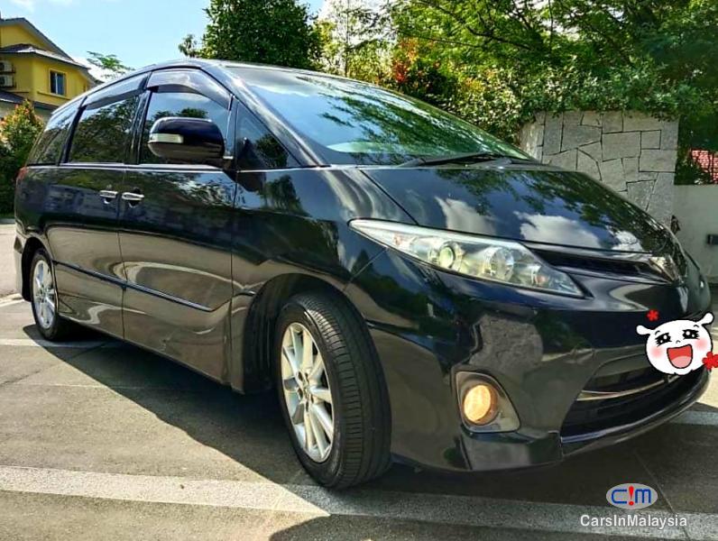 Toyota Estima 2.5-LITER 7 SEATER FAMILY MPV Automatic 2015 in Kuala Lumpur