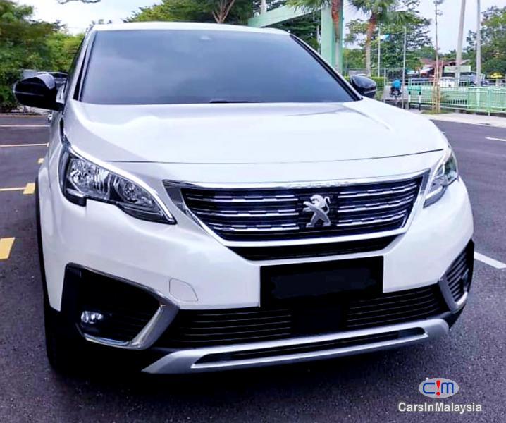 Pictures of Peugeot 5008 1.6-LITER LUXURY TURBO SUV Automatic 2020