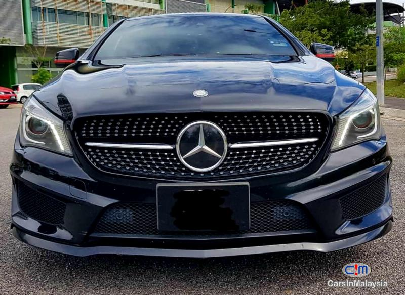 Picture of Mercedes Benz CLA250 2.0-LITER LUXURY SEDAN Automatic 2016