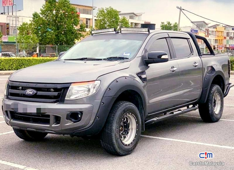 Pictures of Ford Ranger 2.2-LITER 4WD DIESEL TURBO T6 DOUBLE CAB Automatic 2012