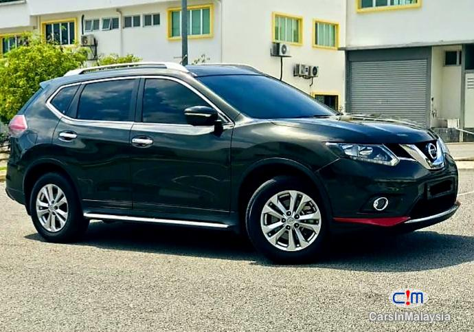 Nissan X-Trail 2.0-LITER SUV FULLSPEC Automatic 2016 in Selangor