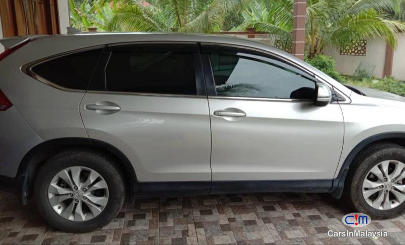 Honda CR-V 2000 Automatic 2014 in Johor