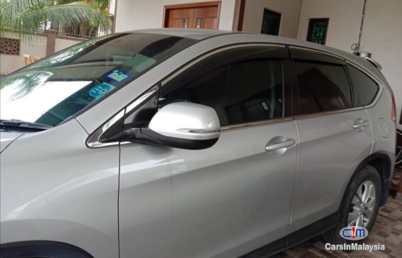 Honda CR-V 2000 Automatic 2014 in Malaysia
