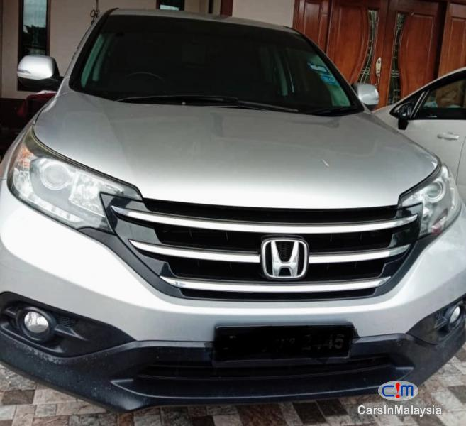 Picture of Honda CR-V 2000 Automatic 2014 in Johor