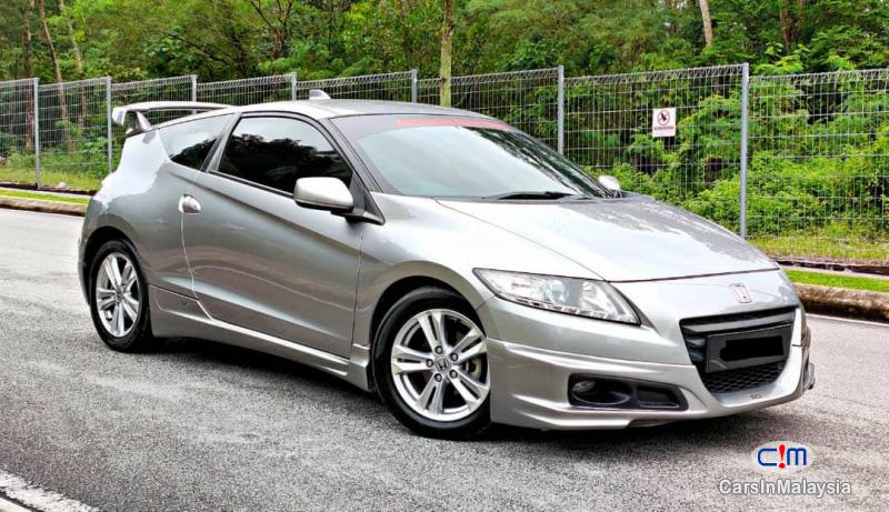 Picture of Honda CR-Z 1.5-LITER HYBRID SPORTS CAR Automatic 2012