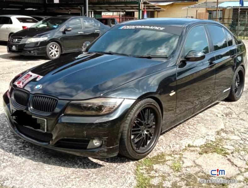 BMW 3 Series 2.0-LITER LUXURY SEDAN Automatic 2007