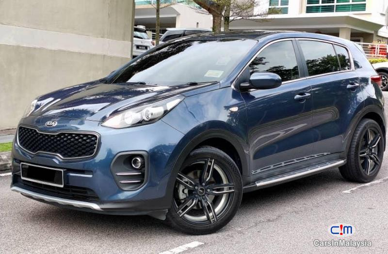 Picture of Kia Sportage 2.0-LITER RARE MODEL SPECIAL EDITION SUV 2017 Automatic 2017
