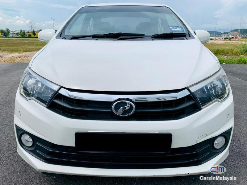 Perodua Bezza 1.5-LITER ECONOMY SEDAN Automatic 2017