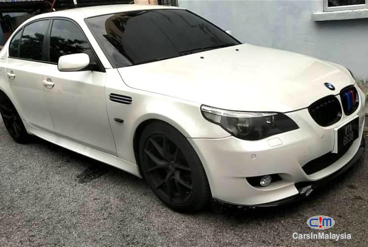Picture of BMW 5 Series 3.0-LITER LUXURY SEDAN Automatic 2009