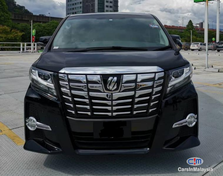Picture of Toyota Alphard 2.5-LITER LUXURY FAMILY MPV 7 SEATERS Automatic 2021