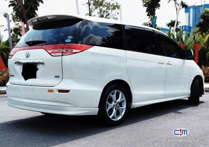 Picture of Toyota Estima 2.4-LITER FAMILY MPV 7 SEATER Automatic 2009