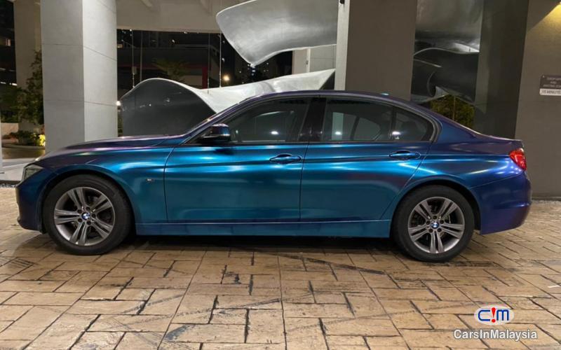 BMW 3 Series 2.0-LITER LUXURY M-SPORT SEDAN Automatic 2013 - image 10