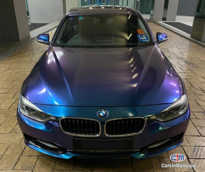 BMW 3 Series 2.0-LITER LUXURY M-SPORT SEDAN Automatic 2013 in Malaysia