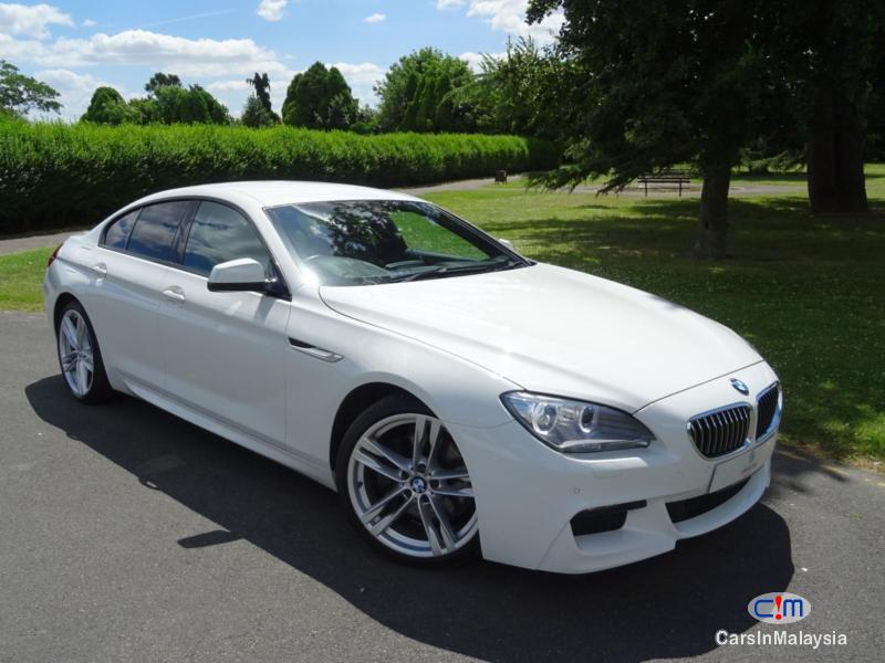 Picture of BMW 6 Series Automatic 2013