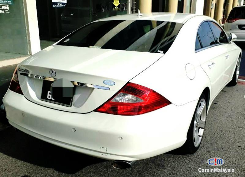 Picture of Mercedes Benz CLS 350 Automatic 2007