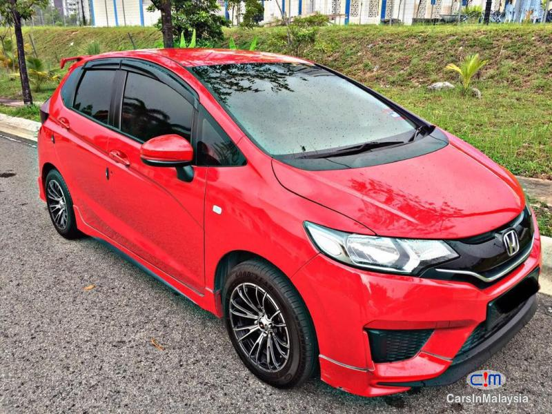 Picture of Honda Jazz Automatic 2017