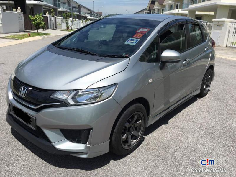 Picture of Honda Jazz Automatic 2016