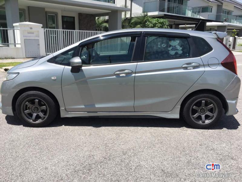 Honda Jazz Automatic 2016 in Kuala Lumpur