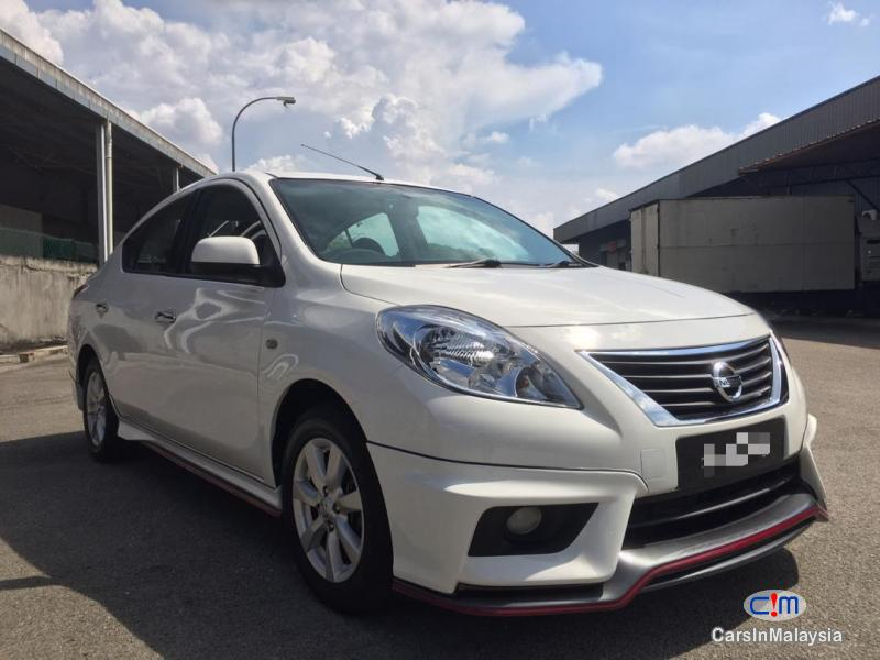 Picture of Nissan Almera Economy Automatic 2014