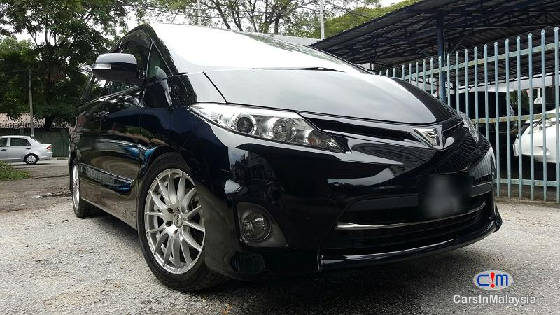 Picture of Toyota Estima 2.4 AERAS G EDITION Automatic 2009