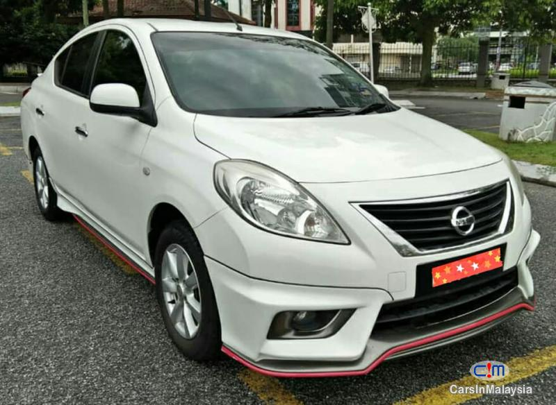 Pictures of Nissan Almera NISMO BODYKIT Automatic 2013