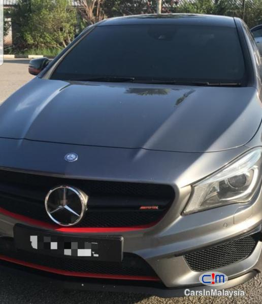 Pictures of Mercedes Benz CLA250 2.0-LITER LUXURY SEDAN TURBO Automatic 2013