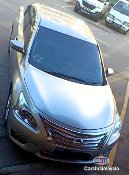 Picture of Nissan Teana 2.0-LITER ECONOMY CVT ENGINE LUXURY SEDAN Automatic 2018