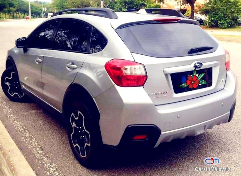 Picture of Subaru XV 2.0-LITER ECONOMIC FAMILY SUV Automatic 2014