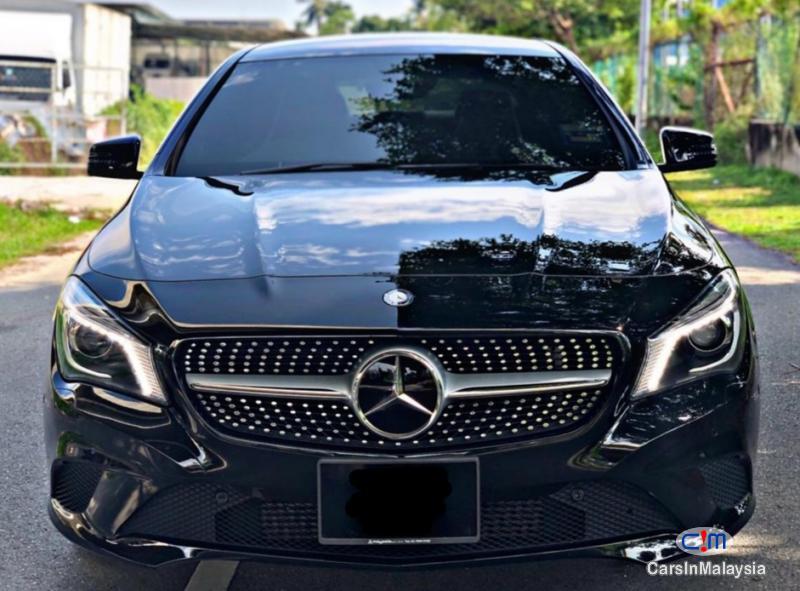 Picture of Mercedes Benz CLA180 1.8-LITER LUXURY SPORT SEDAN Automatic 2018