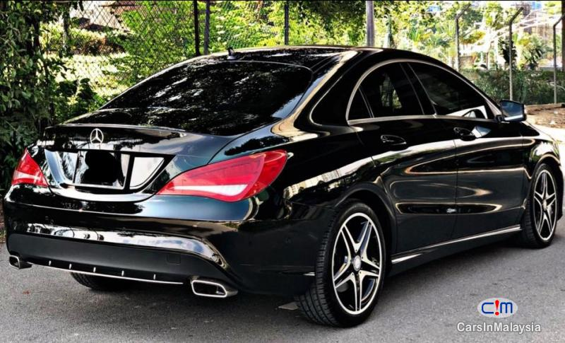 Picture of Mercedes Benz CLA180 1.8-LITER LUXURY SPORT SEDAN Automatic 2018 in Malaysia