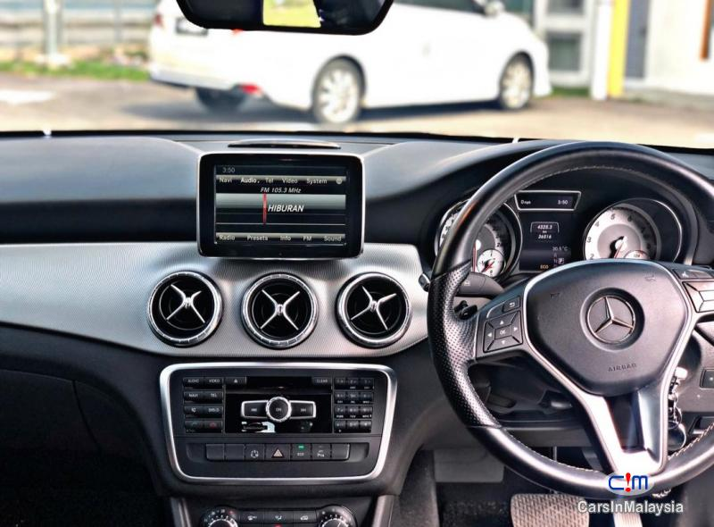 Mercedes Benz CLA180 1.8-LITER LUXURY SPORT SEDAN Automatic 2018 in Kuala Lumpur - image