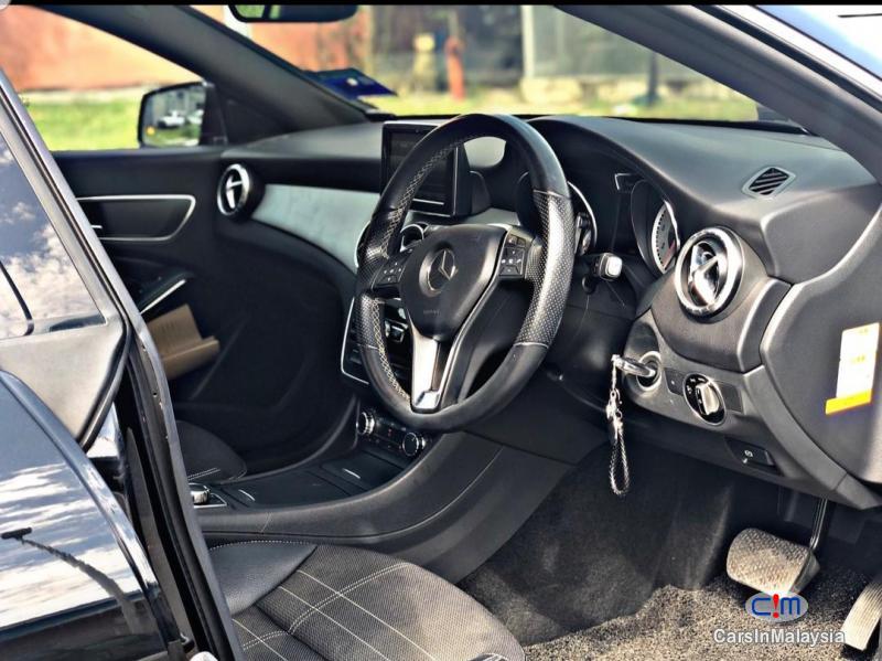Mercedes Benz CLA180 1.8-LITER LUXURY SPORT SEDAN Automatic 2018 in Malaysia - image