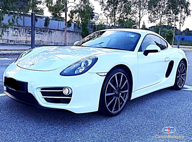 Picture of Porsche Cayman 2.7-LITER SUPER SPORT CAR Automatic 2014