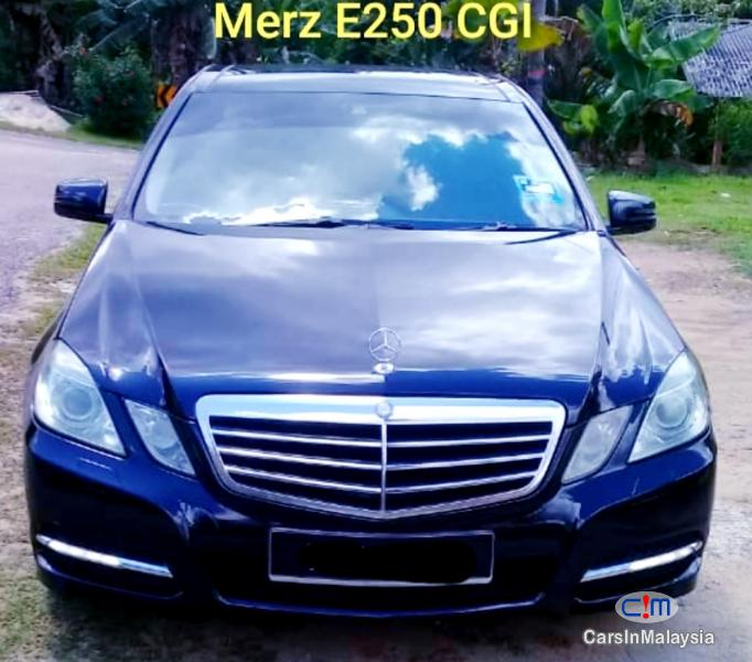 Picture of Mercedes Benz E250 CGI 1.8-LITER ORGINAL SPECIAL TUNED BY MERCEDES LUXURY SEDAN Automatic 2011