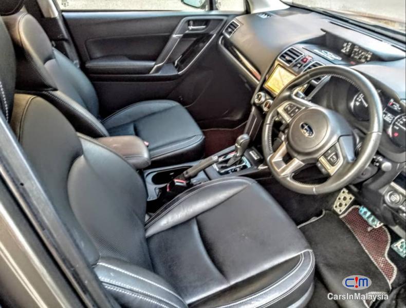 Subaru Forester 2.0-LITER LUXURY FAMILY SUV Automatic 2017 - image 10