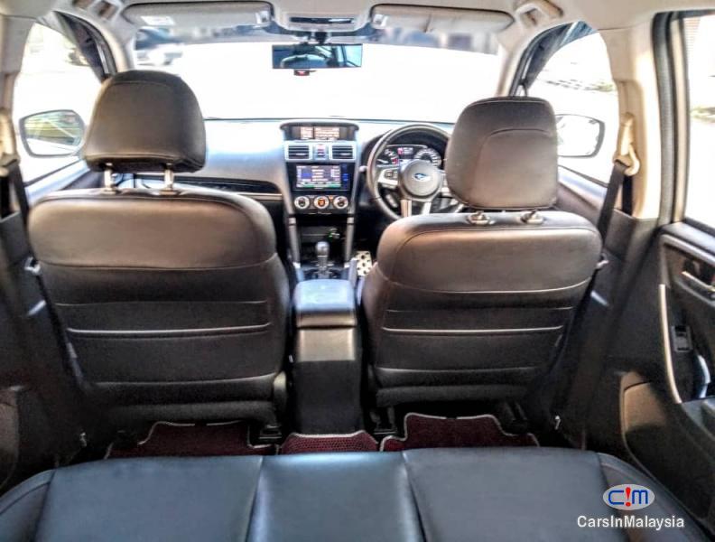Subaru Forester 2.0-LITER LUXURY FAMILY SUV Automatic 2017 - image 14
