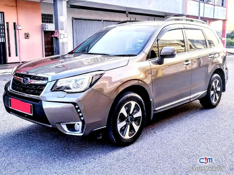 Picture of Subaru Forester 2.0-LITER LUXURY FAMILY SUV Automatic 2017