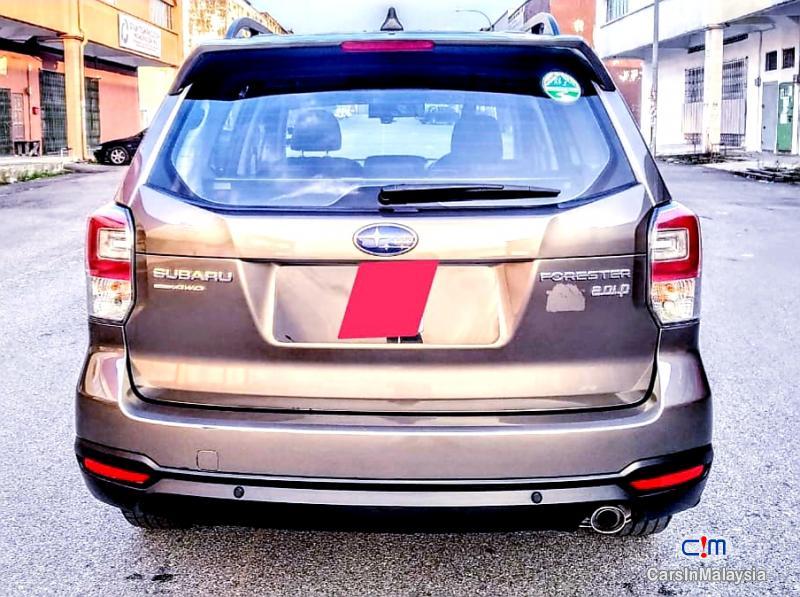 Subaru Forester 2.0-LITER LUXURY FAMILY SUV Automatic 2017