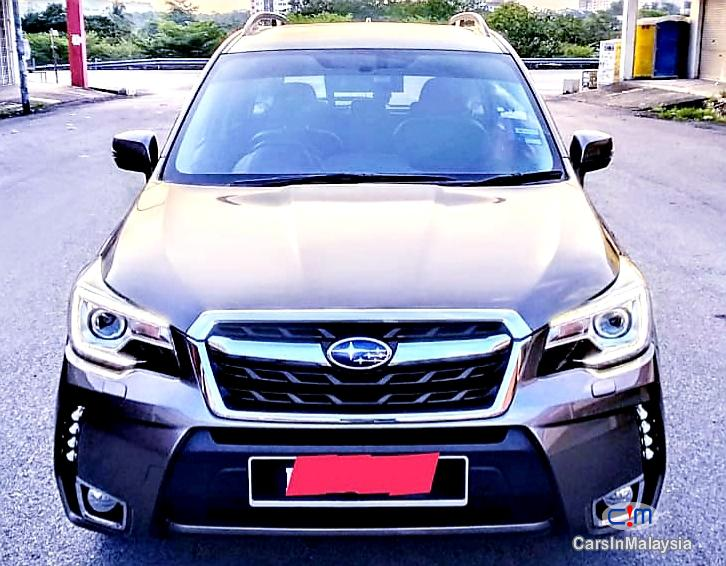 Subaru Forester 2.0-LITER LUXURY FAMILY SUV Automatic 2017 in Selangor