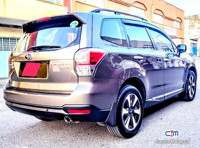 Subaru Forester 2.0-LITER LUXURY FAMILY SUV Automatic 2017 in Malaysia