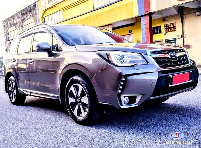 Picture of Subaru Forester 2.0-LITER LUXURY FAMILY SUV Automatic 2017 in Selangor