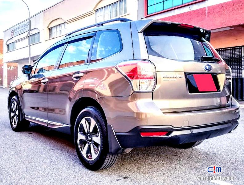 Picture of Subaru Forester 2.0-LITER LUXURY FAMILY SUV Automatic 2017 in Malaysia