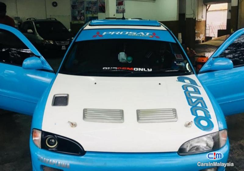 Picture of Proton Satria 1.8-LITER GSR TURBO ENGINE TUNED HATCHBACK Manual 2001