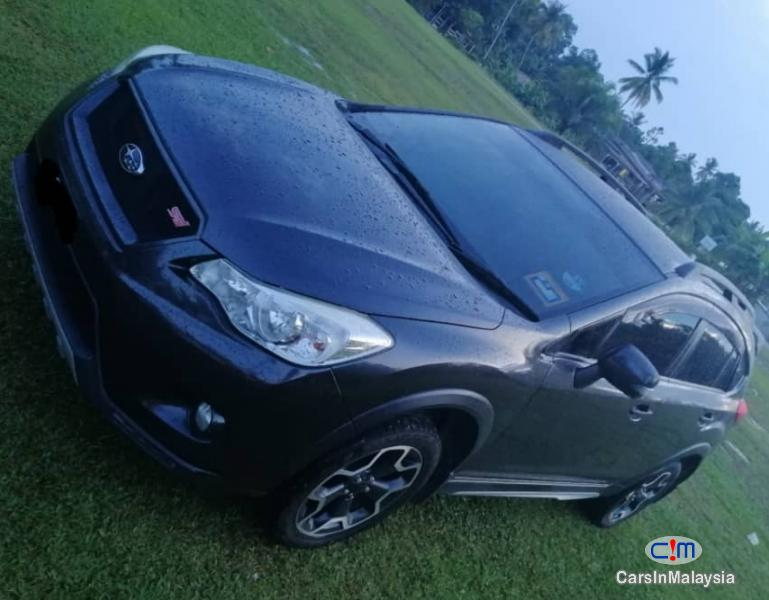 Subaru XV 2.0-LITER FAMILY SUV Automatic 2014