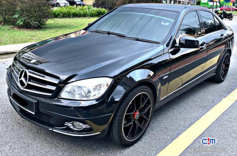 Picture of Mercedes Benz C250 CGI 1.8-LITER LUXURY SEDAN Automatic 2010