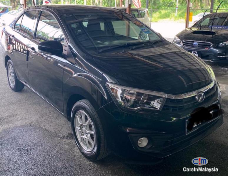 Perodua Bezza 1.3-LITER FUEL ECONOMY SEDAN Automatic 2019